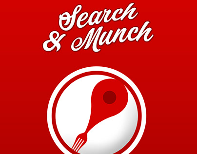 Mobile APP - Search & Munch