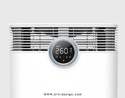 图森-空气净化器 air purifier