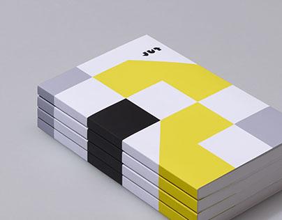 Jut – Visual Identity System