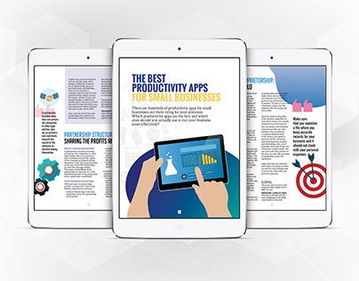 Digital Magazine Layouts