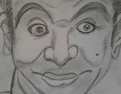 Mr. Bean.