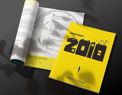 Nochlezhka's Annual Report