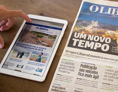Portal de Notícias do Jornal O Liberal - Belém do Pará