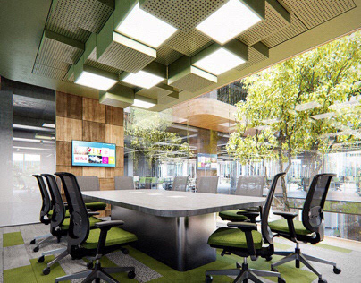 GLOBANT CONNECTA OFFICES / BOGOTA COLOMBIA