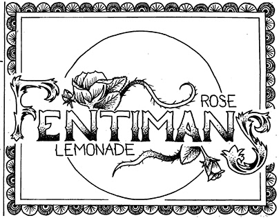 Lettering Practice: Fentimans
