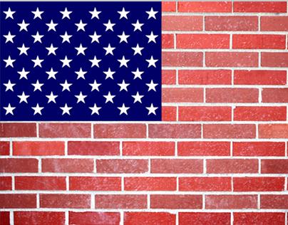 Un Muro a Stelle e Strisce