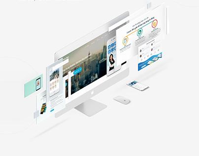 Redesign TeraApp Landing Page