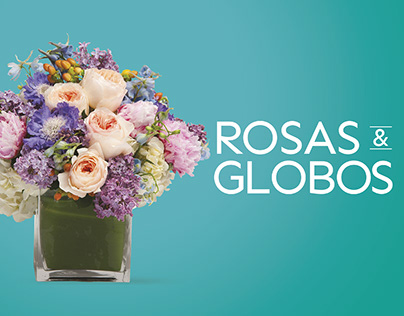 Rosas & Globos