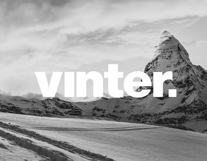 Vinter. Brand Identity.