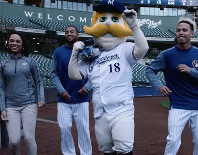 "Milwaukee Brewers ""Cerveceros Day"" Promo"