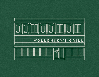 WOLLENSKY'S GRILL - Rebranding