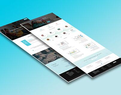 edWisor Homepage