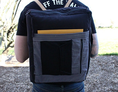 Capstone: Convertable Bag for the Business Professional