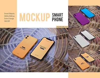 iPhone Mockup Set