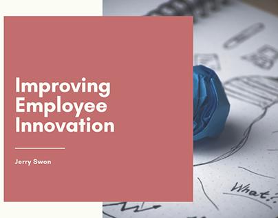 Improving Employee Innovation