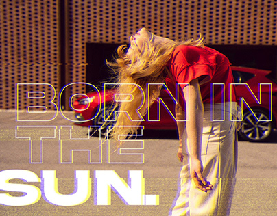 SEAT LEON - BORN IN THE SUN