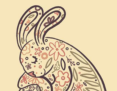 Bunny Floral