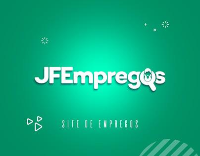 Site de Empregos - JF Empregos