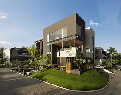 Architecture Short - Golf Island House