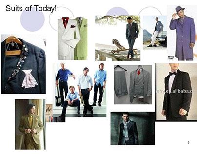 """Past fashion influences to Contemporary fashion""/RMIT"