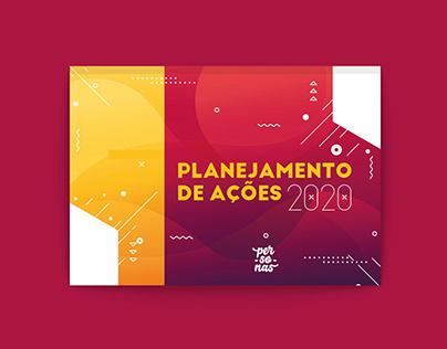 Planejamento de Ações - 2020