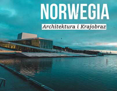 Norwegia: Architektura i Krajobraz