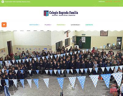 Colegio Sagrda Familia Inicial y Primaria