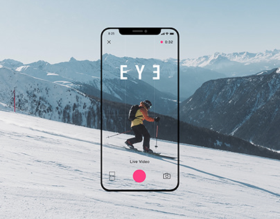 EYE Live App