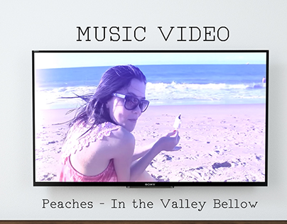 Music Video // Peaches