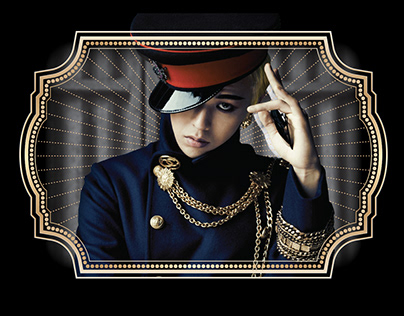 G-DRAGON [ONE OF A KIND] OFFICIAL MD