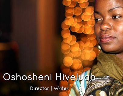 Oshosheni the Filmmaker
