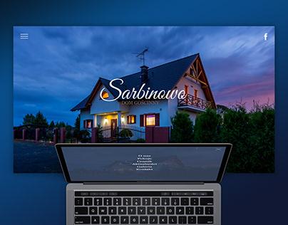 Seaside Guesthouse / web & mobile design