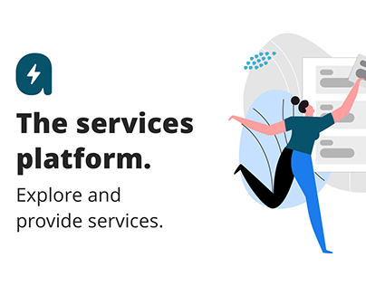asyne: the services platform