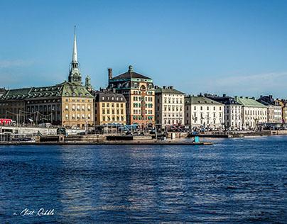 Travel Photography - Stockholm, Sweden