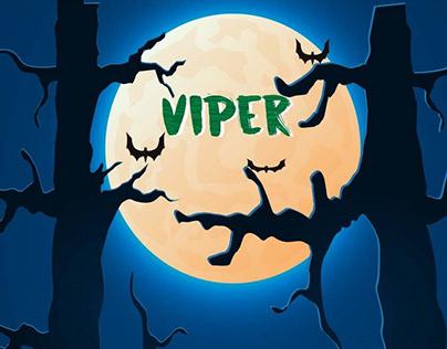 Viper 2D Game