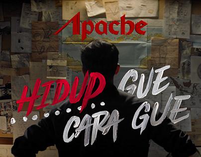 APACHE - HIDUP GUE CARA GUE