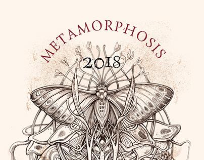 Metamorphosis. Calendar 2018