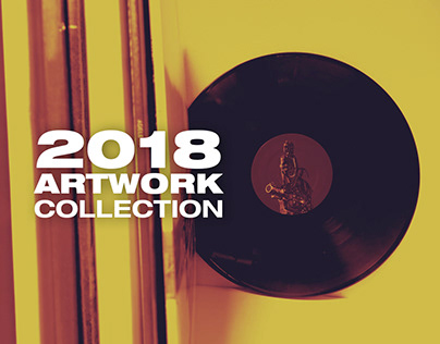CD/LP Artworks 2018