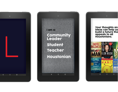 Houston Public Libraries Tablet-Based Survey App