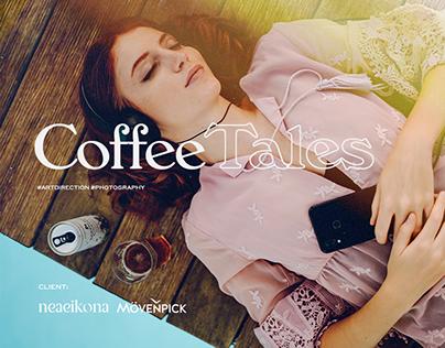 Coffee Tales. A Photo Campaign for Mövenpick Coffee.