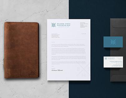 Belcher Sykes Harrington Brand + Identity