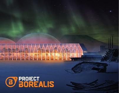 Project Borealis Concept Art | VOL 4