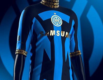 Inter Jersey Crest - 2021 - Concept