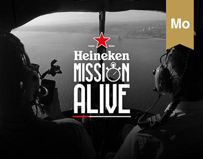HEINEKEN| Mission Alive