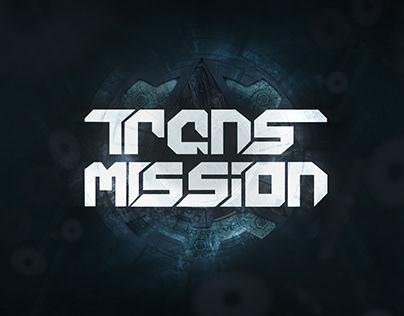 TRANSMISSION DJ / LOGO + ARTWORK