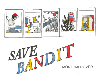 Save Bandit Album Art & Logo