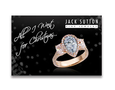 Jack Sutton Jewelers Holiday Catalog