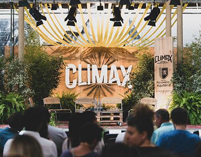 Evénementiel - Festival Climax - Darwin Bordeaux