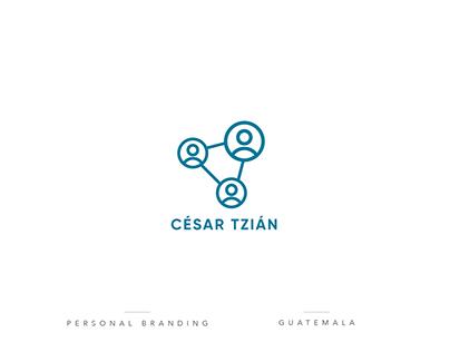 César Tzian - Personal Branding