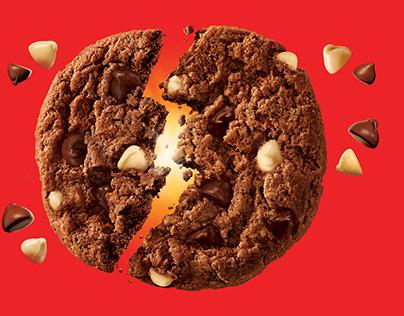 Nescau cookies Nestlé - agency: Futurebrand